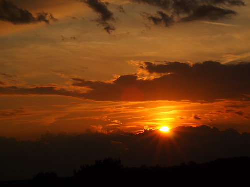 sunset sun pen landscape olympus ep3 microfourthirds vamedia