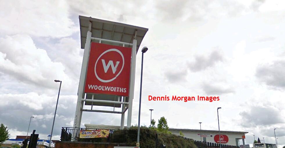 Woolworths Coventry Road Birmingham uk   Wimbush Bakery Was