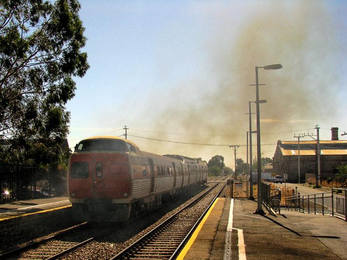 2000 class railcars, Bowden by baytram366