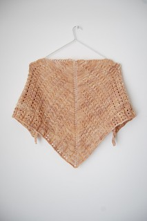 little shells shawl | by this lyre lark