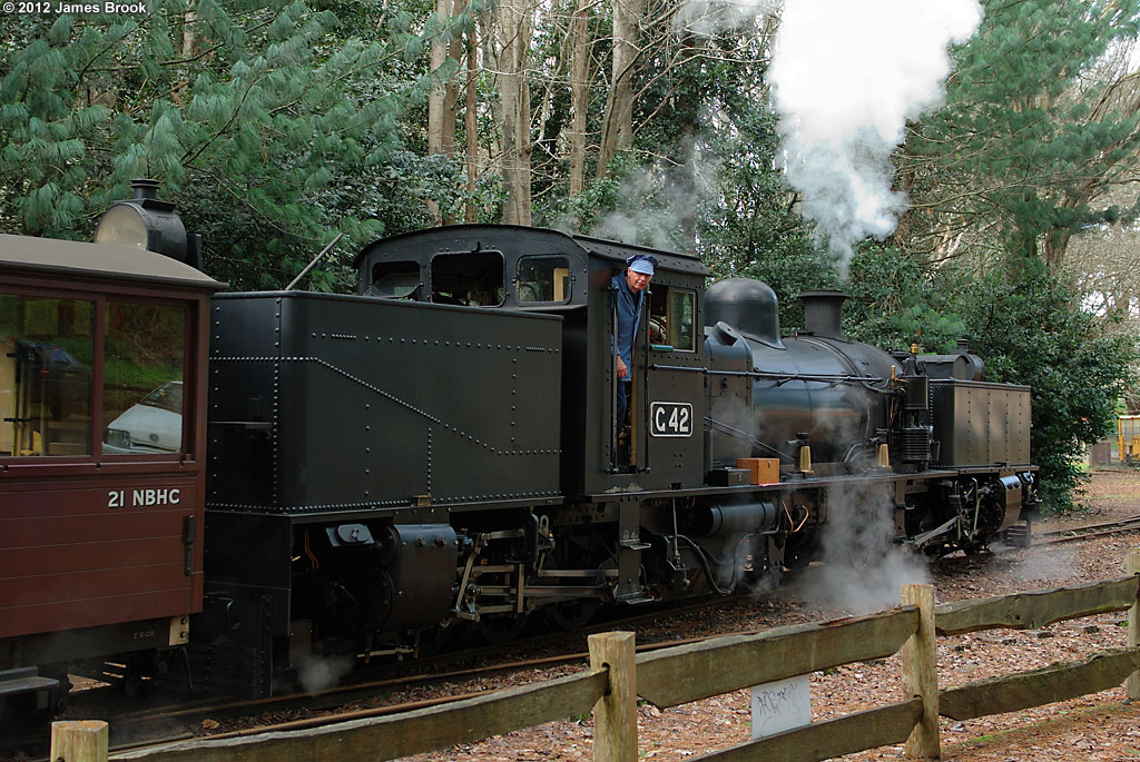 G42 at Gembrook by James Brook