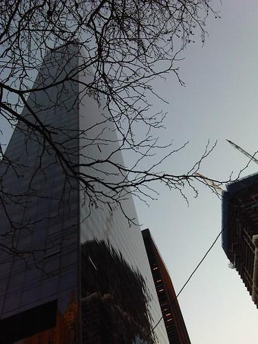 city usa newyork building buildings view