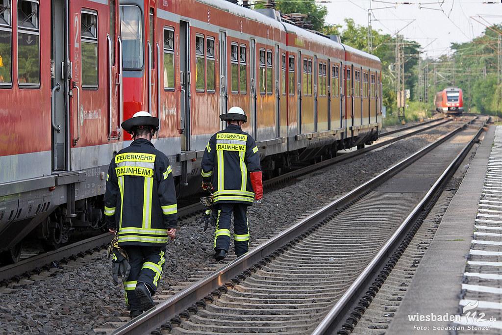 S Bahn Raunheim