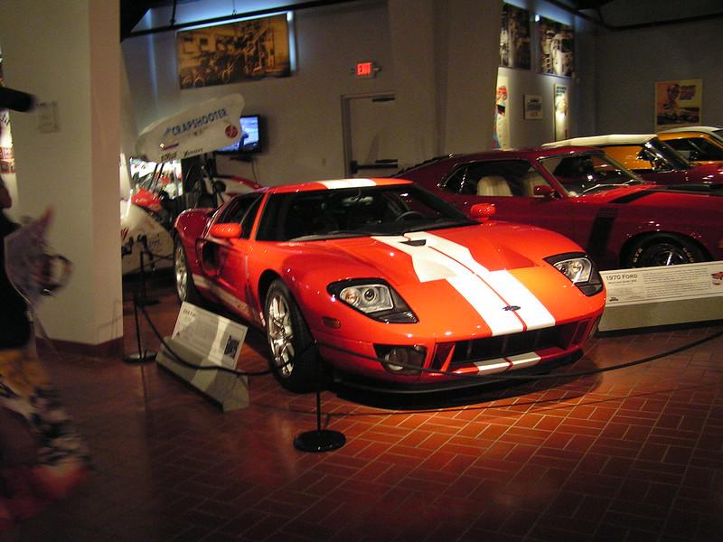 Gilmore Car Museum 208