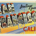 Greetings from San Francisco, Calif. by Boston Public Library