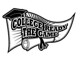 college-ready-the-game-b and w logo