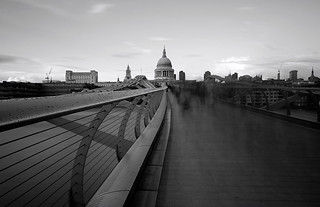 Ghosts from Saint Pauls