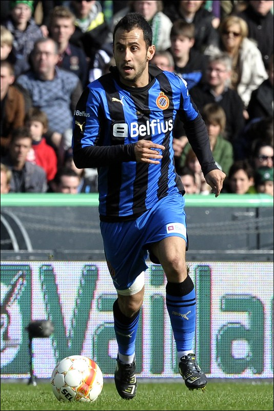 Cercle Brugge – Club Brugge (18 maart 2012)