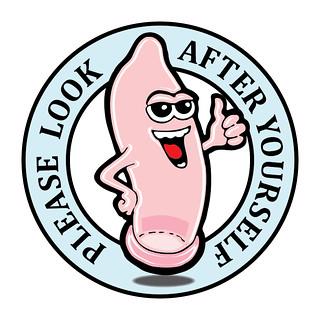 P.L.A.Y. Condom logo | by Ashley3D