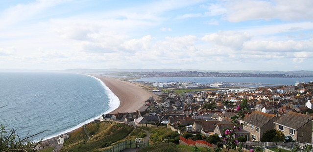 chesil view with RedBallUK....somewhere