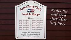 Reeds Ferry Sheds Berry Flavor