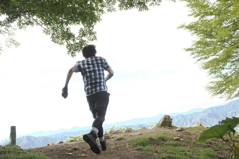 雲取山 夏 登山