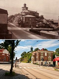 Gothenburg, Majorna 1900 / 2012