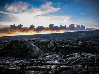 2005-05-22 - on the lava, Hawai`i Volcanoes National Park, 06 | by Alfred Elkerbout