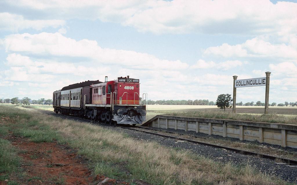 4808 Collingullie by Rail Tourist Association