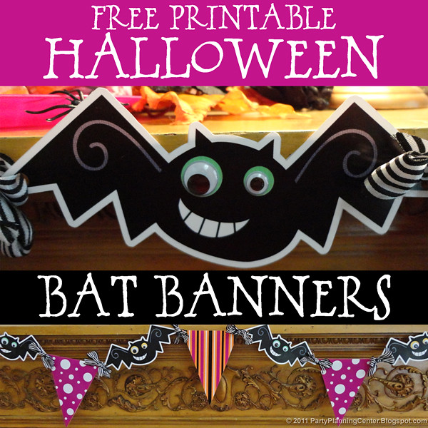 photograph regarding Printable Halloween Banners identify Absolutely free Printable Halloween Banners and Flags People free of charge prin