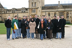 EMBA Oxford Residency