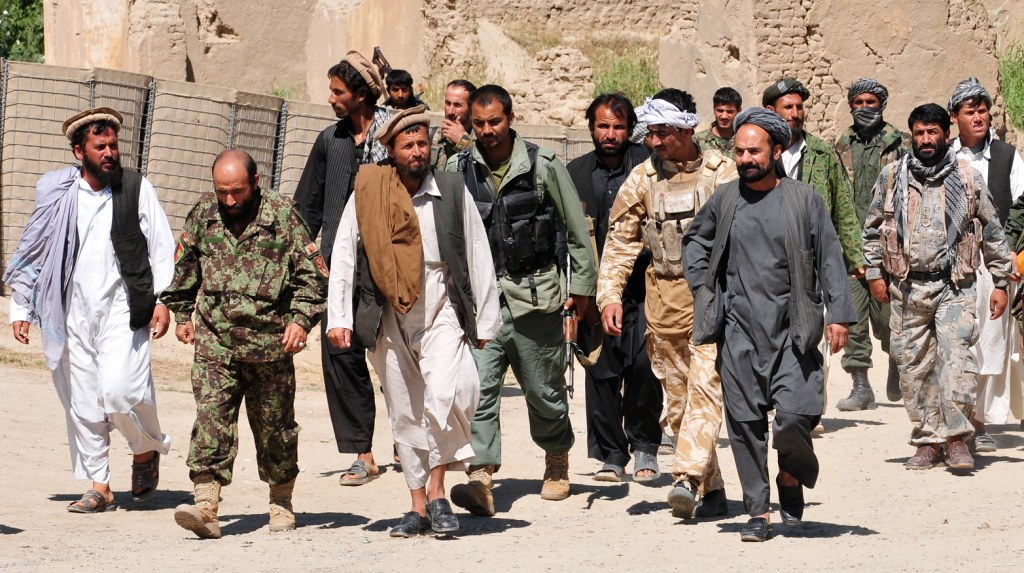 Taliban insurgents turn themselves in to Afghan National S…   Flickr