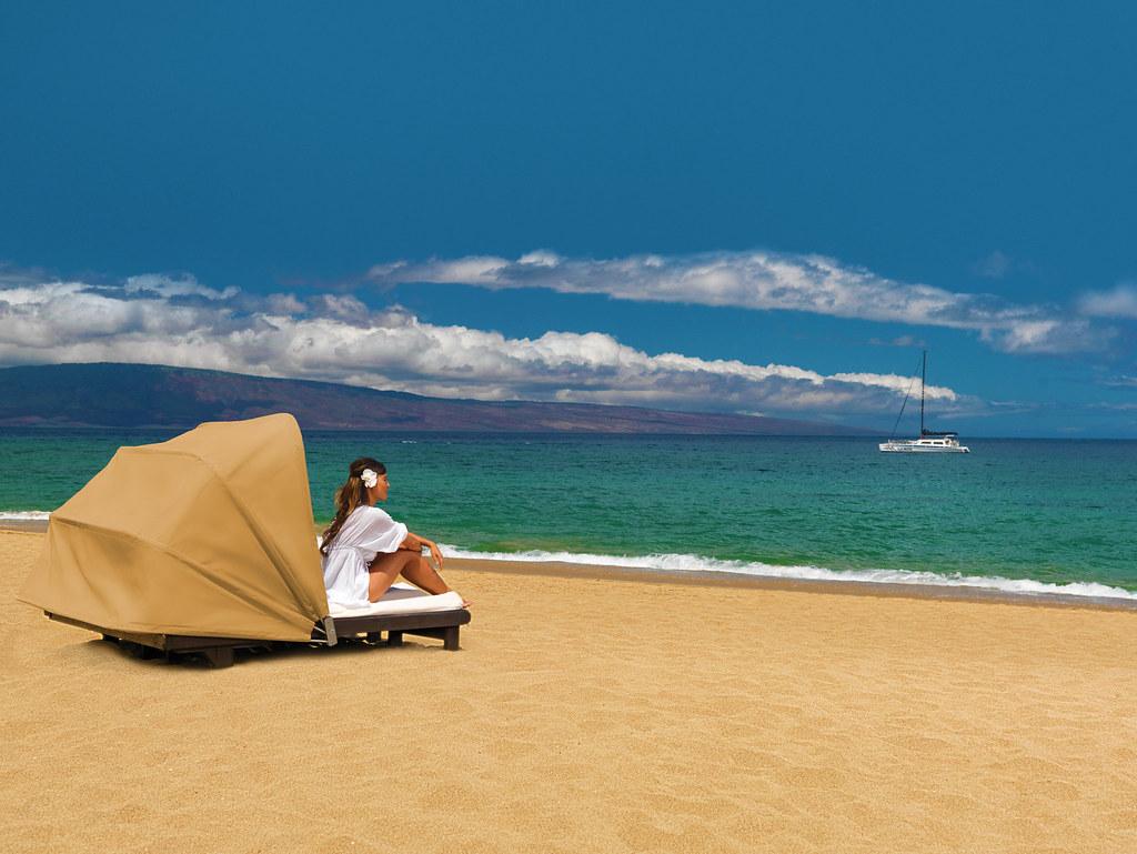 The Westin Maui Resort Spa Ka Anapali Beach Cabana Flickr
