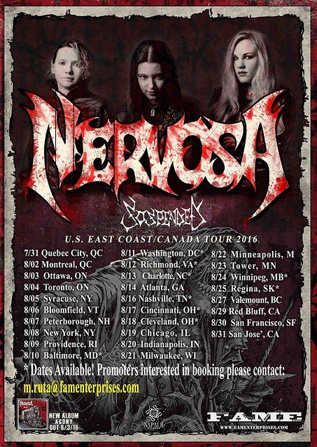 Nervosa at the Pinch