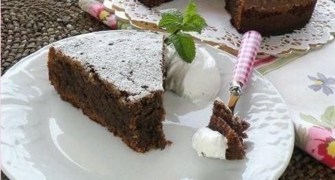 torta caprese di Night | by cheffina2012