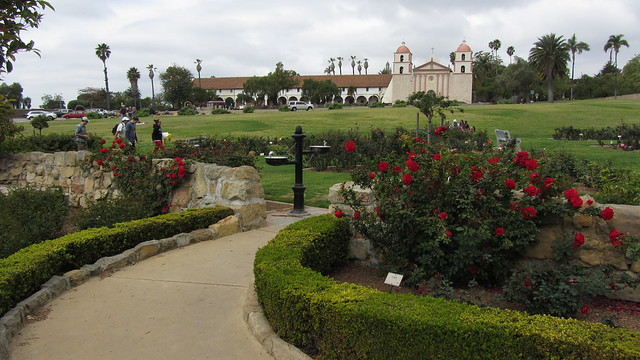 IMG_1555 Santa Barbara Mission tempo