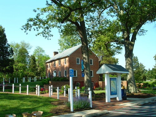 St. Mary's County Welcome Center, Charlotte Hall