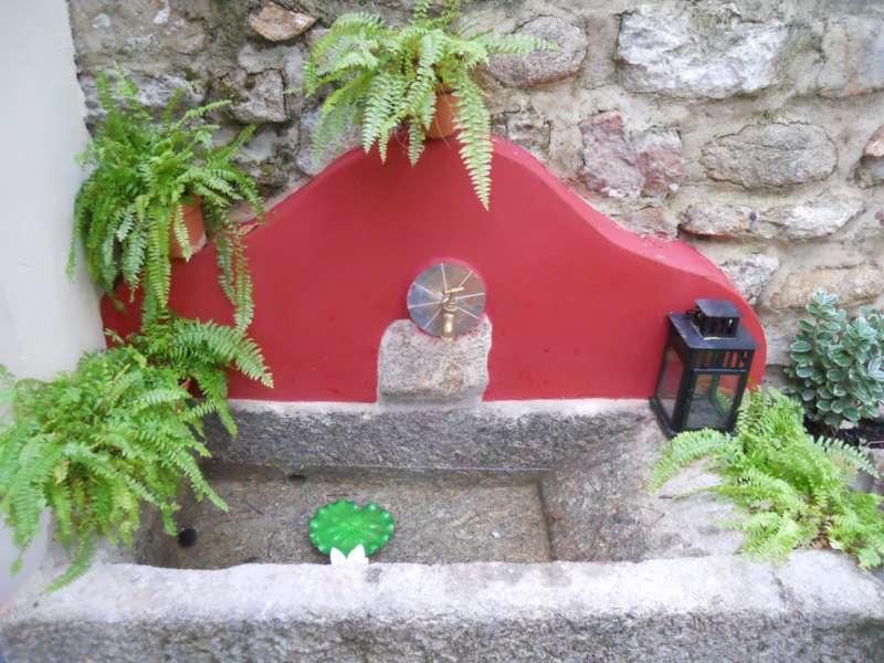 Fuente decorativa en Hervás 2