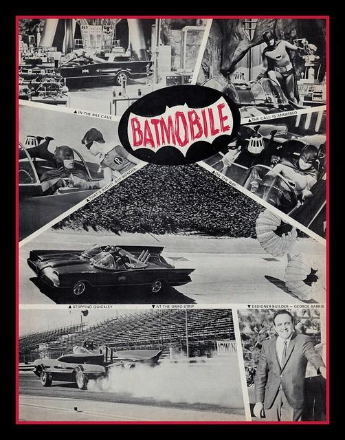 The Batmobile, 1967