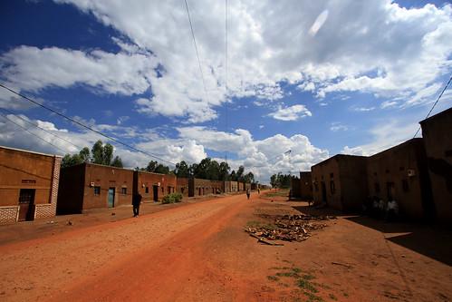 Dusty Town, Rwanda | by AdamCohn