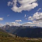 View NE from Loneman Lookout