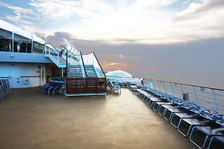 Morning on a Cruise Ship | by Rennett Stowe