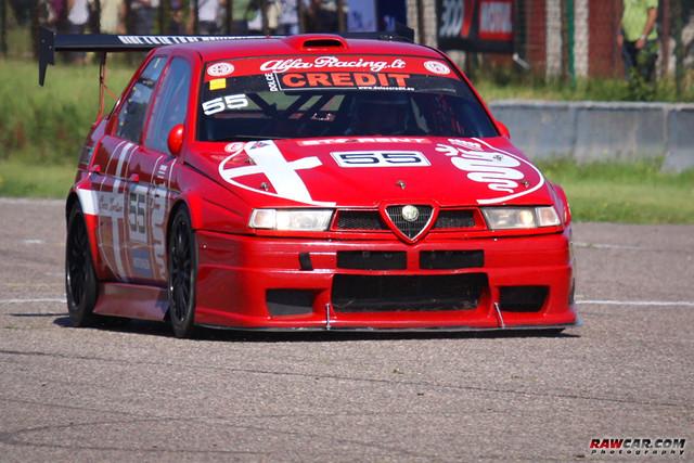 Alfa Romeo 155 TS V6 #55