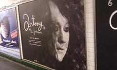 Antony poster, Paris