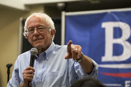 Bernie Sanders for President | by Phil Roeder