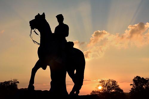 gettysburg cavalry