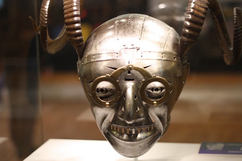 Horned Helmet of Henry VIII | by Dark Dwarf