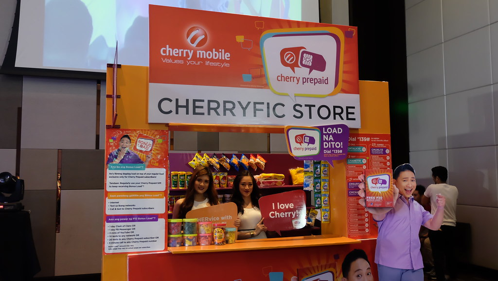 Cherry Prepaid Sim powered by Globe 01 | The Cherry Mobile S… | Flickr