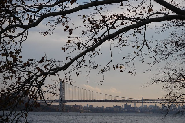 日, 2015-11-01 16:18 - George Washington Bridge