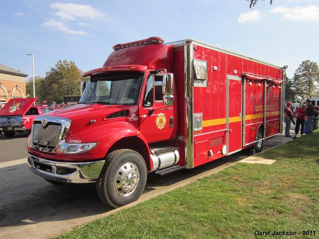 Philadelphia Fire Department Mass Decontamination 1