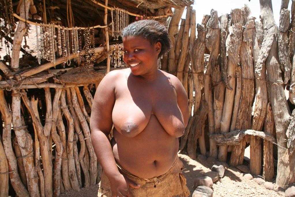 African himba girl big boobs consider, that