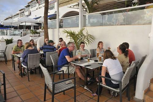 Dining in Tenerife