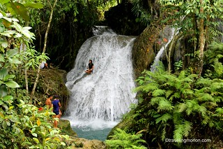 Mag-aso Falls, Kabankalan City - Negros Occidental | by Traveling Morion