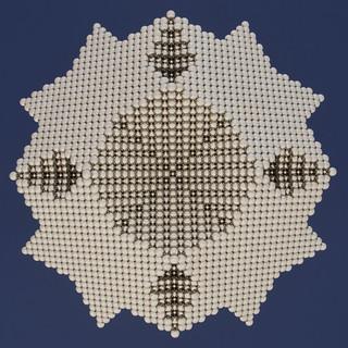 Compound of Eight Triangular Prisms