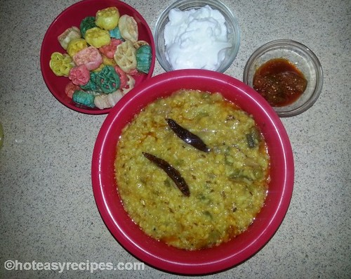 vegetable Dal khichdi recipe | by Meghna Gangwar