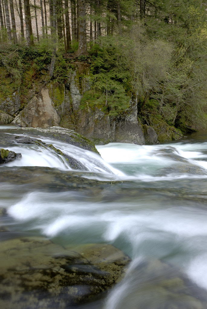 Naked Falls on the Washougal River | Outdoor Project