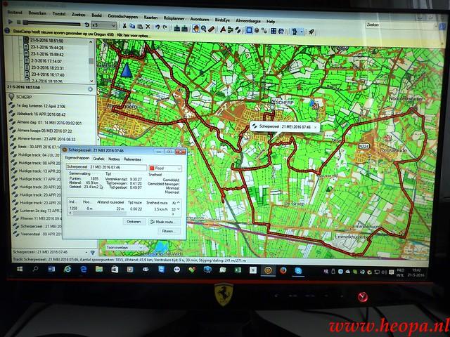 2016-05-21           Scherpenzeel             46 Km  (160)