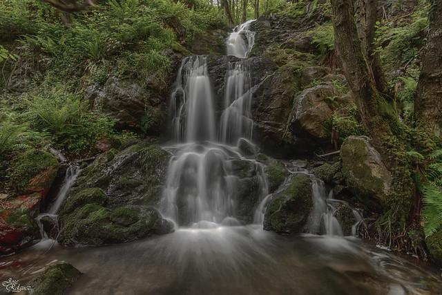 Cascada de la Guanga