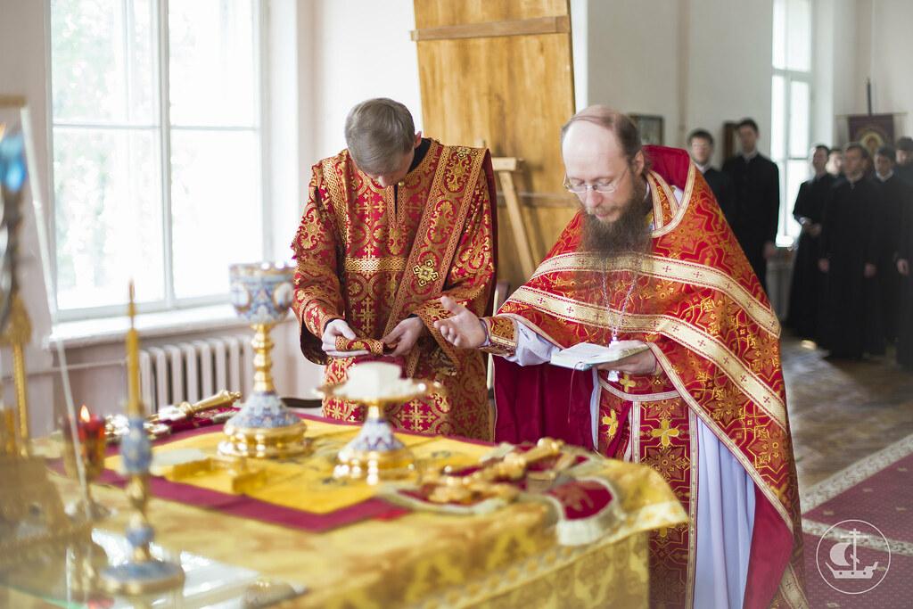 22 мая 2016, День памяти Николая Чудотворца, архиепископа Мир Ликийских / 22 May 2016, Remembrance day of St. Nicholas the Wonderworker