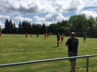 SGM Obersontheim/Vellberg C-Jugend Moles Cup SV Westgartshausen 25.06.2016